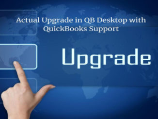 QB Desktop with QuickBooks Support
